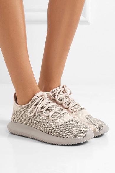 adidas tubular shadow femme beige