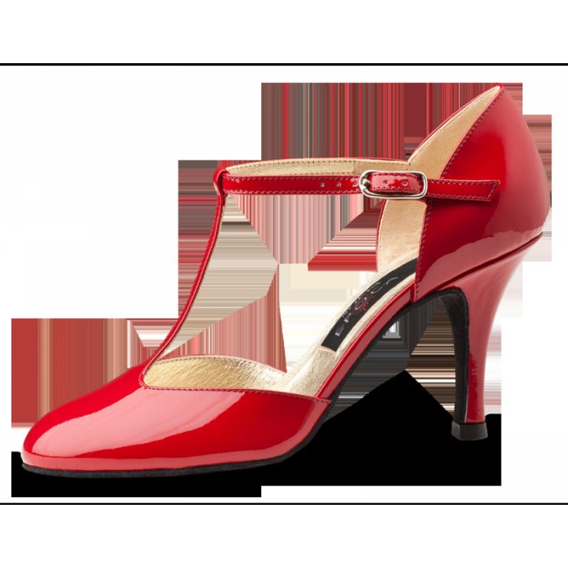 Un Chaussures Paris Rétro Danse Le Pour Rose Salsa AcLR34jS5q